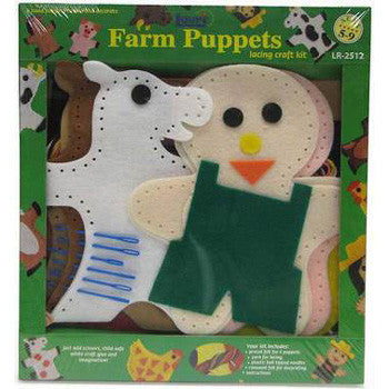 Lauri Farm Puppet