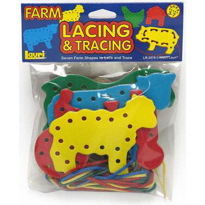 Lauri Farm Lacing & Tracing