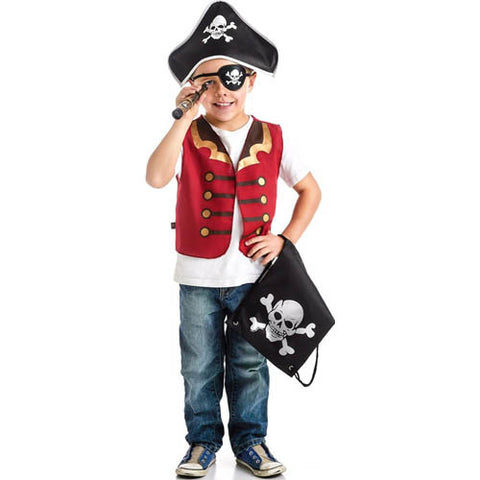 Pirate Dress Up Backpack
