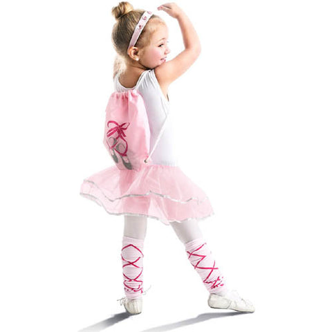 Ballerina Dress Up Backpack