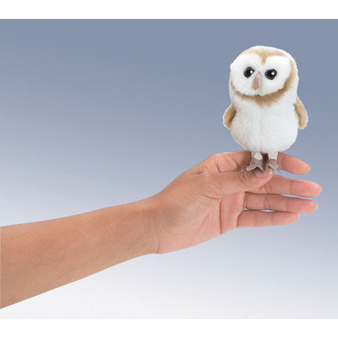 Folkmanis Mini-Barn Owl