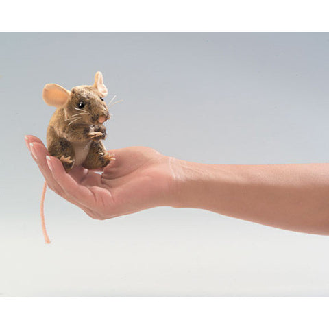 Folkmanis Mini Field Mouse