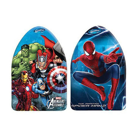 SwimWays Avengers/Star Wars Kickboard