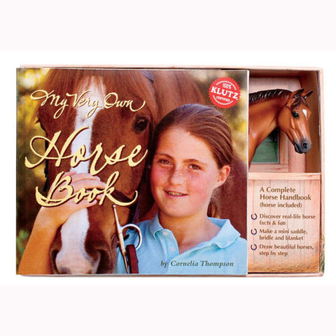 Klutz My Very Own Horse Book