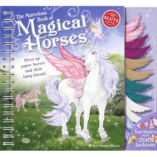 Klutz Magical Horses Book