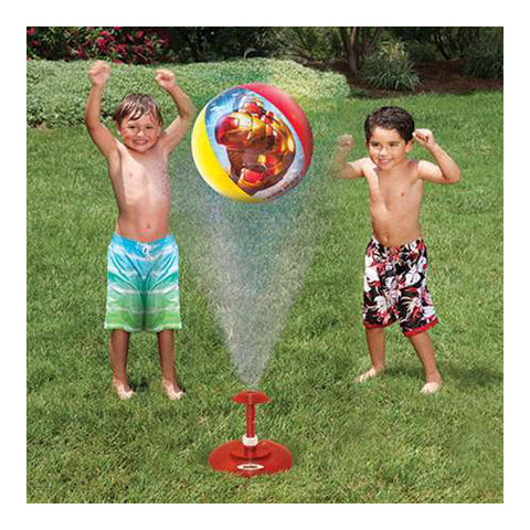 SwimWays Disney/Marvel Hover Ball Sprink