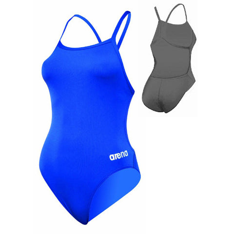 Arena Mast One-Piece Royal Blue 28