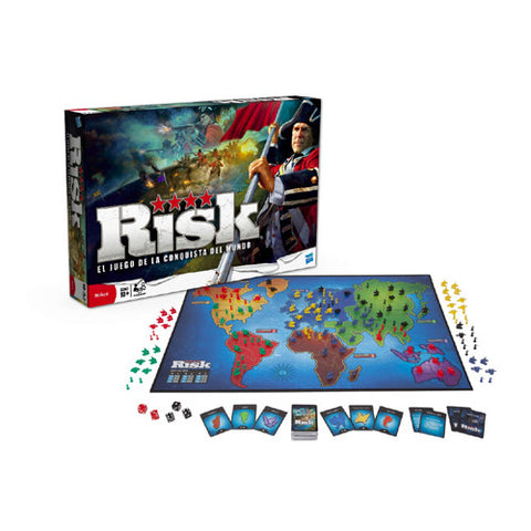 Hasbro Brothers Risk