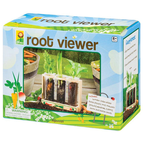 Toysmith Root Viewer