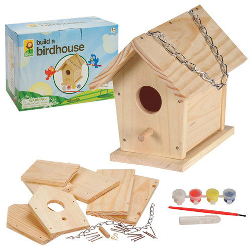 Toysmith Build A Birdhouse
