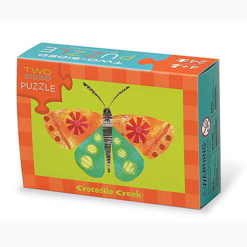 Croc Creek Garden 2 Sided Puzzle
