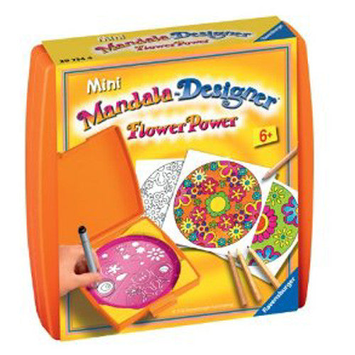 Ravensburger Flower Power Mini Mandala