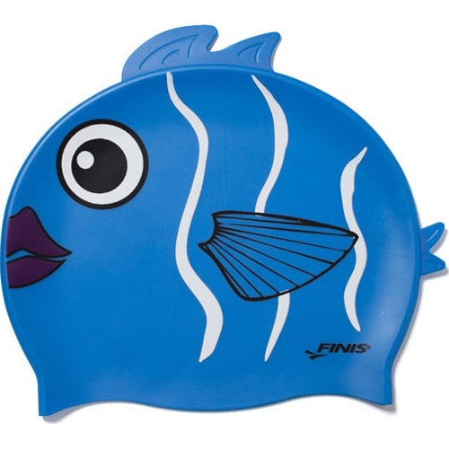 Finis Animal Heads Silicone Caps Reef Fish