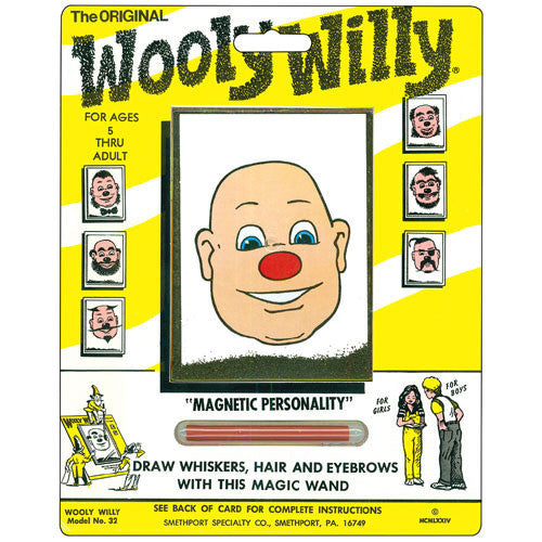 Smethport Wooly Willy Original