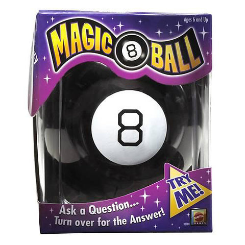 Mattel Magic 8 Ball