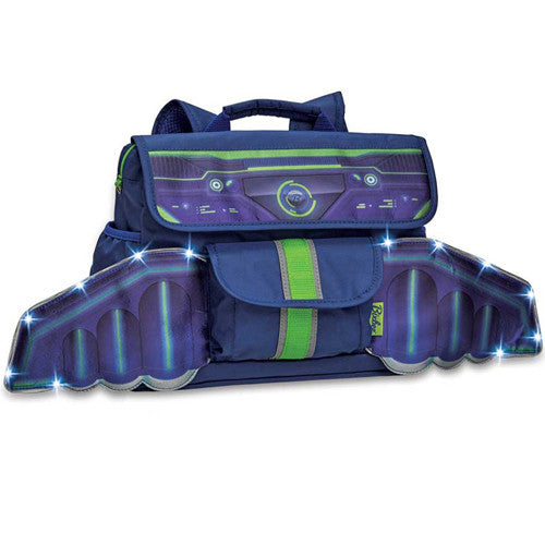 Bixbee LED Space Racer Backpack