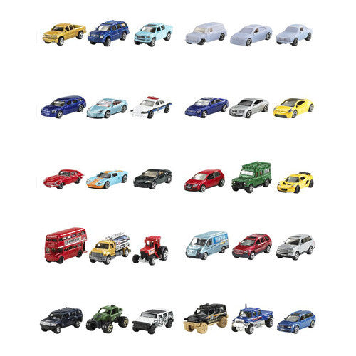 Matchbox 1-75 Collection Cars
