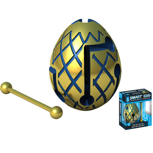 Smart Egg Labyrinth Puzzle Jester