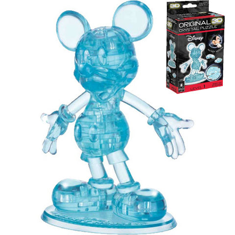 University Disney 3D Puzzle Mickey Mouse