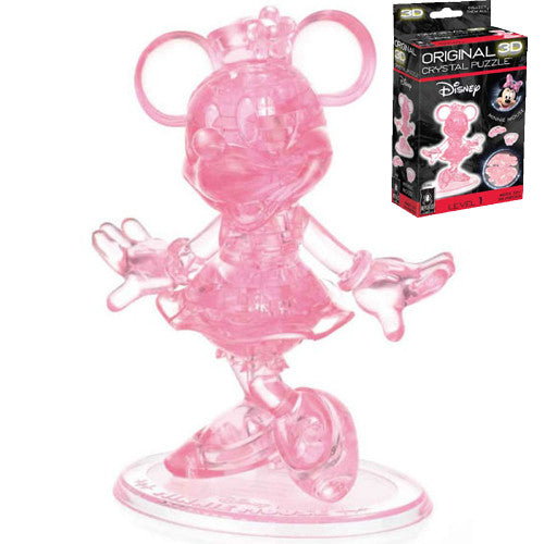 University Disney 3D Puzzle Minnie Mouse