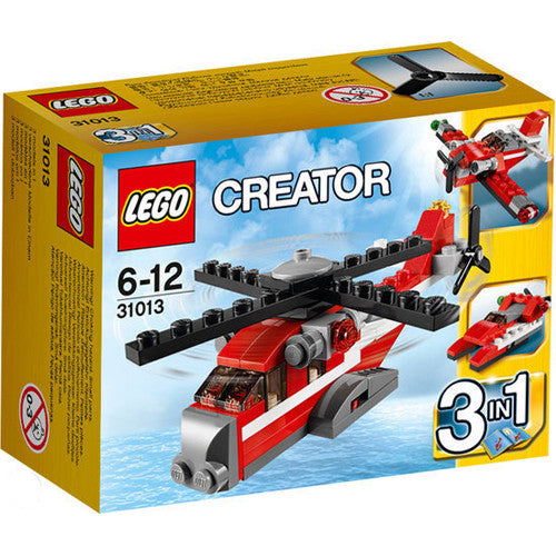 Lego Creator Red Thunder