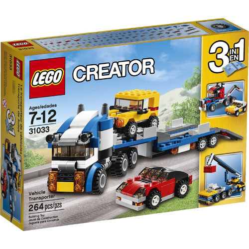 Lego Creator Vehicle Transporter
