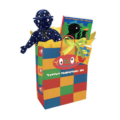 Yottoy Mr. Night and Soft Toy Gift