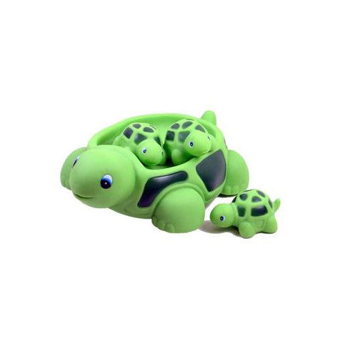 Master Toy Turtle Family Bath Toy