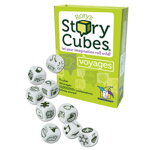 Gamewright Rory's Story Cubes Voyages