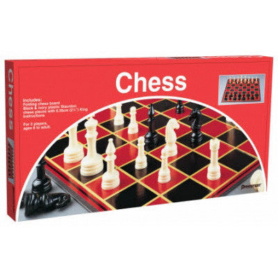Pressman Chess Game