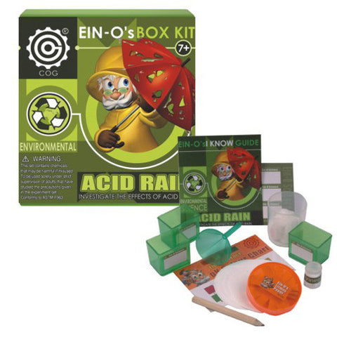 Tedco Acid Rain Enviromental Kit