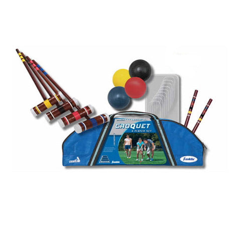 Franklin Recreation Croquet 4Player