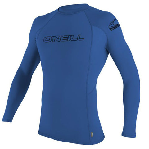 O'Neil Yth Rashie L/S Basic Royal 12.0