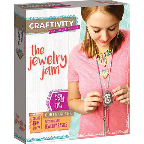Creativity Craftivity The Jewelry Jam