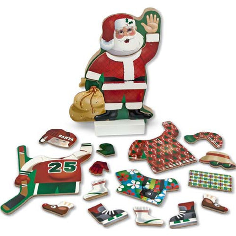 M&D Santa Magnetic Dress Up