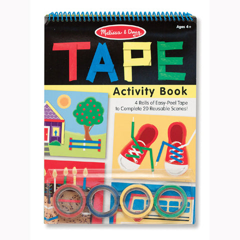 M&D Tape Activity Book