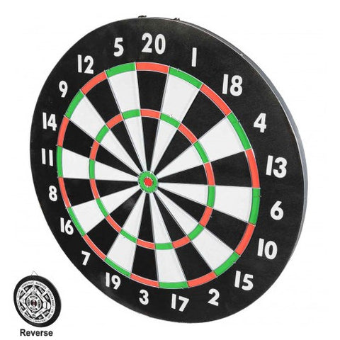 Franklin Dartboard 17.5In Paper Wound