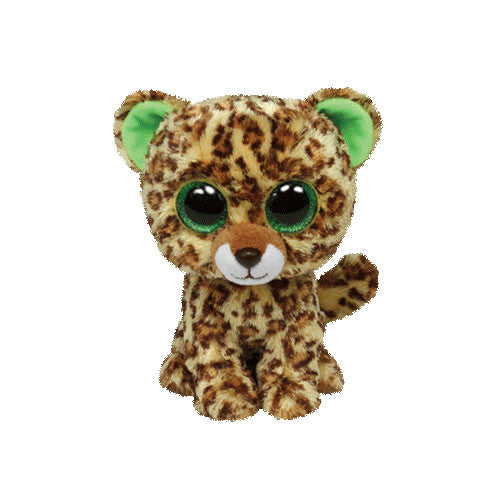 TY Speckles the Leopard Small Size