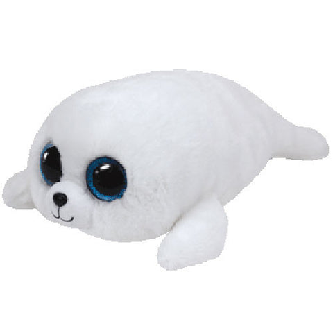 TY Icy White Seal