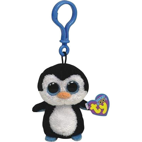 TY Waddles the Penguin Clip