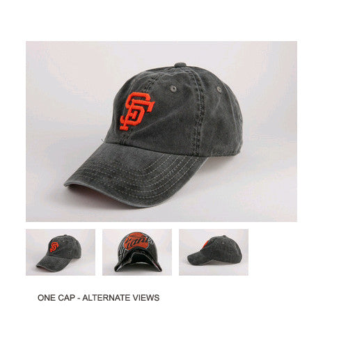 American Needle New Raglin San Francisco Giants One Size Fits All