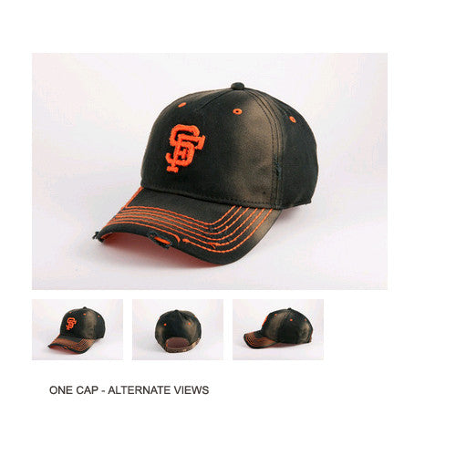 American Needle U2 San Francisco Giants One Size Fits All