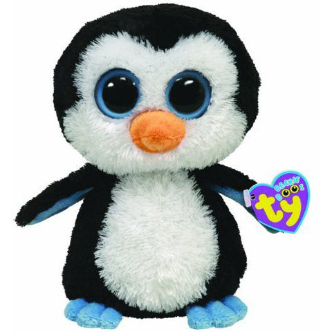 TY Waddles Penguin Medium Size