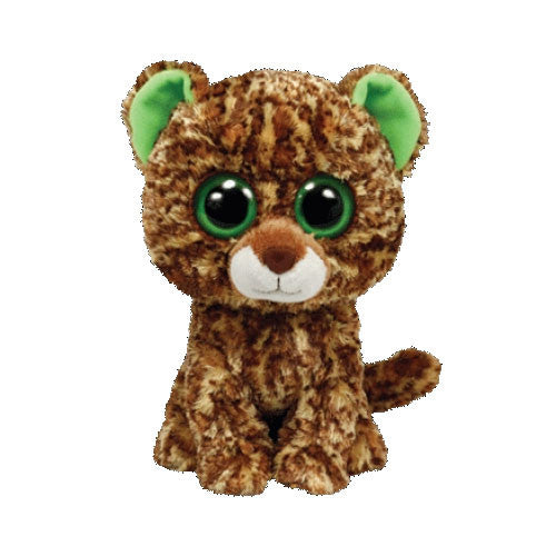 TY Speckles the Leopard Medium Size