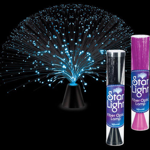 Toysmith Starlight Fiber Optic Lamp