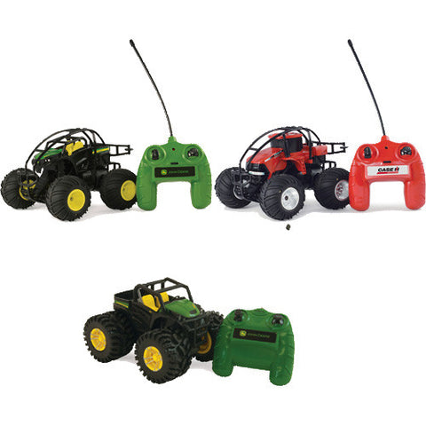 Tomy JLX Monster Tread Truck RC Asst