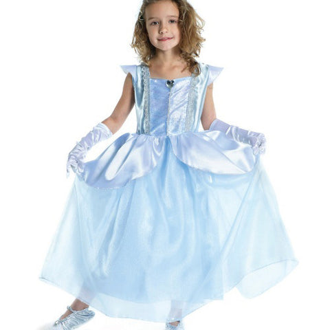 Creative Fairytale Princess Blue