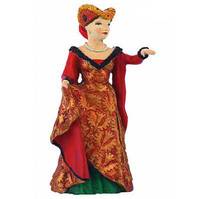 Papo Medieval Fair Lady Red
