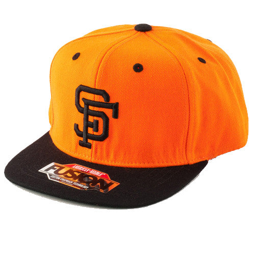 American Needle Back 2 Front San Francisco Giants One Size