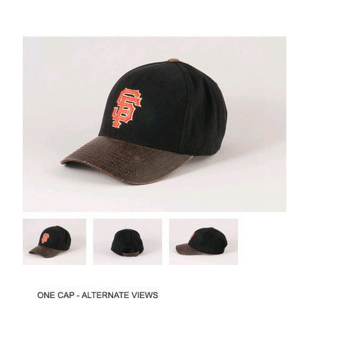 American Needle Gilyard San Francisco Giants One Size Fits All